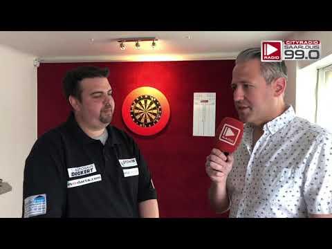 Interview mit Gabriel Clemens - Dartsprofi aus dem Saarland