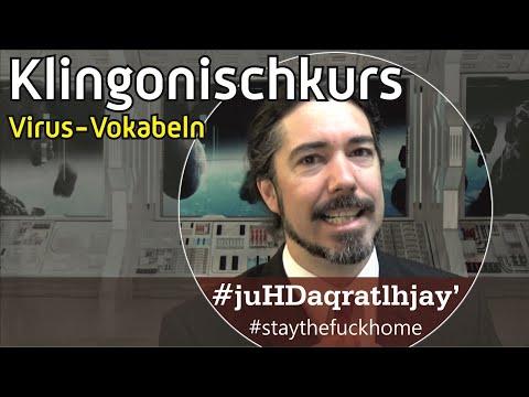 Klingonischkurs – Virus-Vokabeln