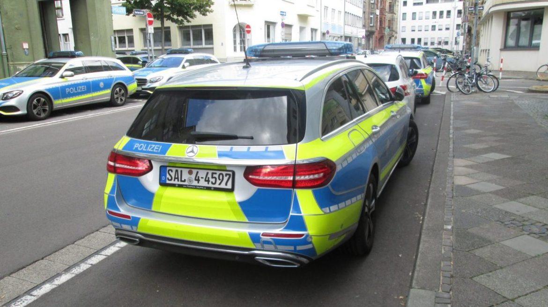 polizei sym