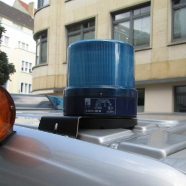 polizei blaulicht sym