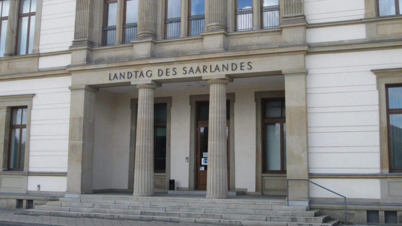 landtag saarland parlament sym