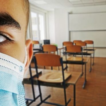 maske klassensaal schuke