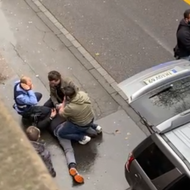 Trier Amokfahrer Festnahme
