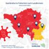 7-Tages-Inzidenz im Saarland steigt erneut! So sieht es in deiner Region aus!