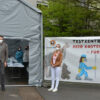 Neue Teststation am Neunkircher Zoo eröffnet