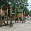OB Conradt weiht neu gestalteten Spielplatz im Saarbrücker Zoo ein