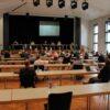 Homburger Stadtratssitzung verschoben: Abwahl Schneidewinds vertagt