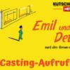 Castingaufruf! Emil und die Detektive Musical im Kutscherhaus Neunkirchen